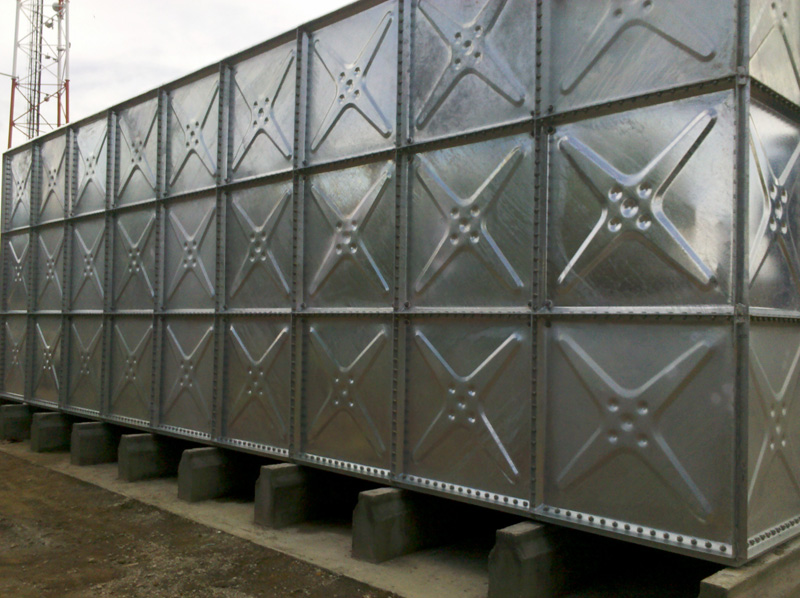 Stainless Steel Sectional Water Tanks Qatari Sources